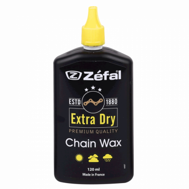 ACEITE LUBRICANTE ZEFAL EXTRA DRY MAX 120ML 9612