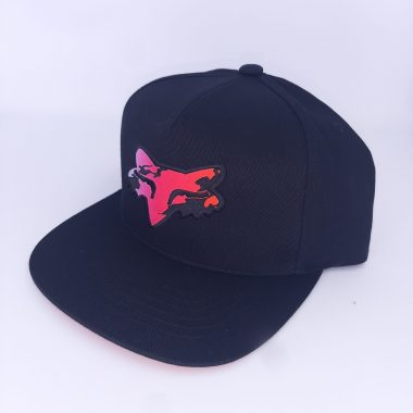 GORRO FOX PYRE SNAPBACK HAT T/U BLACK