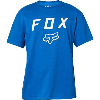 POLERA FOX LEGACY MOTH SS TEE BLU T/L