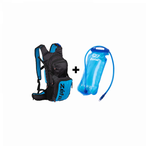MOCHILA ZEFAL Z HYDRO XL BLACK/BLUE 7064