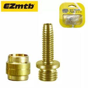 EZMTB KIT SET INERT OLIVE SRAM LEVEL STEALTH-A-MAJIG 6610
