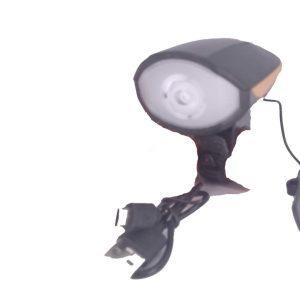 FOCO LED CON BOCINA USB 250LM CREE MICRO 3372 7588