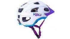 CASCO KALI PACE SOLID T/L-XL MAT WHITE/PURPLE MM2694BA