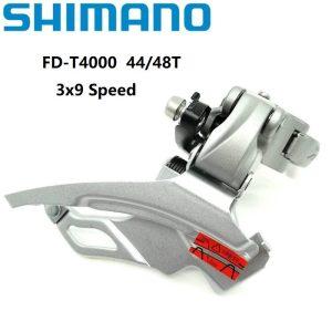 CAMBIADOR SHIMANO FD-T400 31.8 TIRA ABAJO NEXAVE DEORE JAPAN