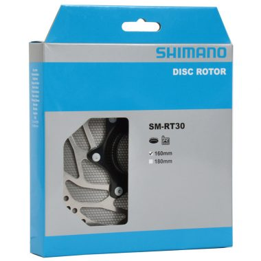 ROTOR SHIMANO SM-RT30 160MM BOX CL S56482