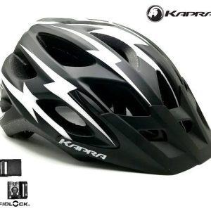 CASCO KAPRA TRAIL WHT/BLK T/UNIV A63265